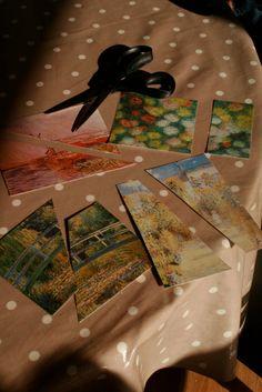 The Imagination Tree: Postcard Puzzles