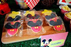 cookie do mickey