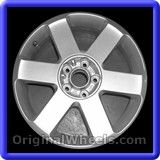 Audi A4 2005 Wheels & Rims Hollander #58759 #Audi #A4 #AudiA4 #2005 #Wheels #Rims #Stock #Factory #Original #OEM #OE #Steel #Alloy #Used