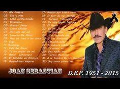 Joan Sebastian Sus Mejores Exitos - Baladas Romanticas [Mix 2015]