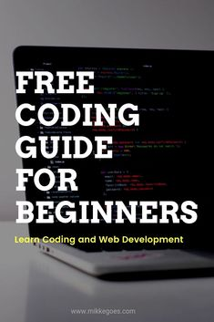 Learn coding free: This free coding guide for beginners will help get you started with learning programming. What is coding? What are programming languages used for? How does the Internet work? Take a look! Learn Programming, Computer Programming, Computer Science, Programming Languages, Python Programming, Learn Coding Online, Learn Computer Coding, How To Learn Coding, Claves Wifi