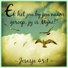 By jou naam geroep Biblical Quotes, Bible Verses Quotes, Spiritual Quotes, Faith Quotes, Jesus Quotes, Prayer Verses, Prayer Book, Scripture Verses, Scriptures
