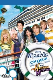 Wizards On Deck With Hannah Montana 2009 Film Complete En Francais Hd Hannah Montana Disney Kids Disney Channel