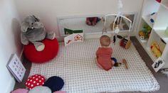 Bye bye le traditionnel parc dans lequel on «range» l'enfant au milieu d'un amoncellement de jouets ! Aujourd'hui, je voudrais aborder l'aménagement …