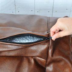 Bean Bag Sofa, Cushions, Bags, Unique Furniture, Throw Pillows, Handbags, Toss Pillows, Pillows, Taschen