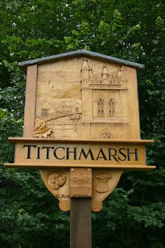 Titchmarsh in Northamptonshire, England