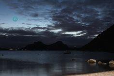 Σούρουπο στη Λίμνη Ηραίου (Εικόνες) ~ Loutrakiblog.gr
