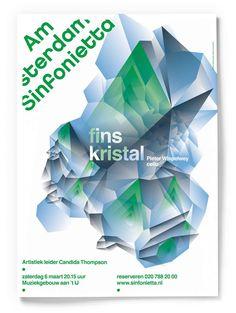 Amsterdam Sinfonietta Posters |Design Resources