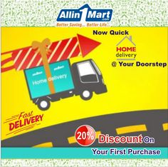 Now Quick Home Delivery at Your Doorstep Best Savings, Online Supermarket, Delivery