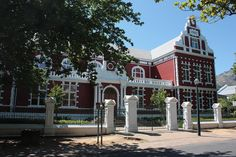 Stellenbosch University Library by Kleinz1, via Flickr