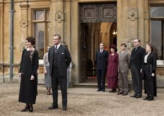 PBS President Paula Kerger Talks DOWNTON ABBEY Season 4, How Casting Changes, Airing the Show in the U.S. Closer to the U.K. Airdates, and More
