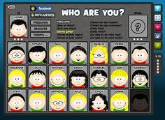 La entrade del blog te lleva al enlace de ¿quién es quién? buen juego para practicar descripción básica.