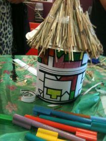 Ndebele hut | Beaux Design: arts & crafts
