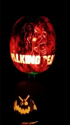 Descanso Gardens Oct 2014 Rise of the Jack-o-lanterns