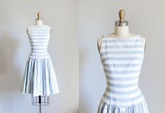 1950s Sun Dress by Strawberry Koi
