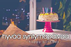 Happy birthday to my blog! It turns 1 today :D Happy Birthday Greetings, Happy Birthday Me, Helsinki, Learn Finnish, Finnish Words, Finnish Language, Language Study, Fun Facts, Learning