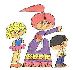 Isa, Pandora y Millan en una ilustración de Senda 3