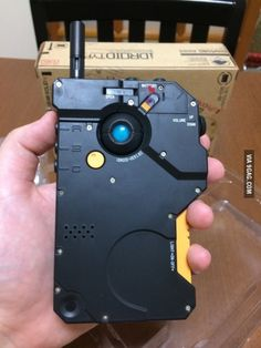 MGSV Idroid Iphone Case Pick Up