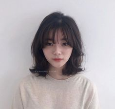 Cute Simple Hairstyles, Hairstyles With Bangs, Easy Hairstyles, Asian Haircut, Korean Short Hair, Hair Bangs, Tomboy, Hair Inspiration, Short Hair Styles