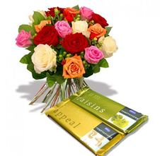 Flower And Chocolates Delivery Online