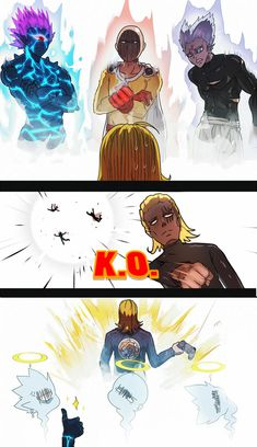 Get your favorite One Punch Man Saitama collectibles only here in RykaMall - your toy store. Other One Punch man characters are available here as well. One Punch Man 1, One Punch Man Funny, One Punch Man Anime, Tatsumaki One Punch Man, Saitama One Punch Man, Manga Anime, Loli Kawaii, Mini Comic, Animes Wallpapers