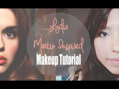 Lydia Martin Inspired Makeup Tutorial
