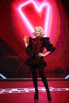 GET THE LOOK – Gala Live nr 1 – Vocea Romaniei 2016 Get The Look, Live, Concert, Concerts