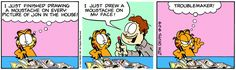 Garfield   Daily Comic Strip on September 29th, 1999