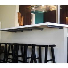 If your granite or quartz countertops have an overhang for How much can granite overhang without support