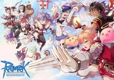 Ragnarok Online : Guild War by Sakon04.deviantart.com on @DeviantArt