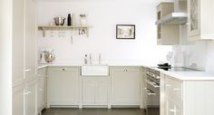 Silverdale Kitchen - simple