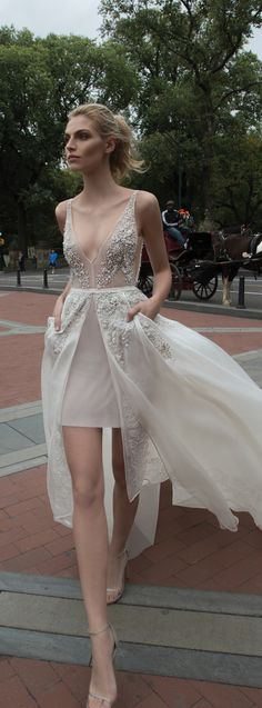 Bridal Trends: Wedding Dresses with Detachable Skirts