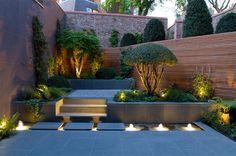 Clôture bois moderne – 20 idées originales pour un design extérieur exclusif