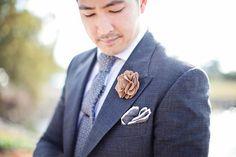 Groom Style  Namha Like the texture on the jacket. From Godwin Charli