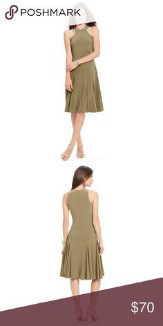 Ralph Lauren dress Olive green. Brand new Ralph Lauren Dresses Midi