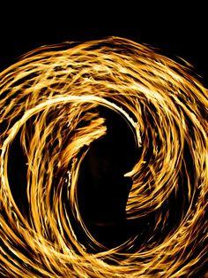 Dancing with fire - Szentgyörgyi János