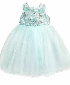 Marmellata Girls Dress, Little Girls Soutache Dress