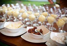 A Mashed Potato Bar // Photo: Let's Party Magazine