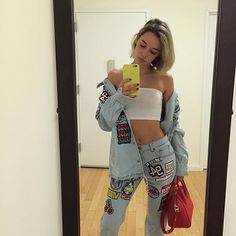 Sarah Snyder Doesn't Wear Boring Jeans and Neither Should You