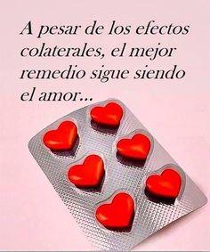 el mejor remedio sigue siendo el amor*...