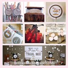 Beth Kruse Custom Creations: welcome to camp delaney