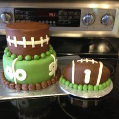 Football 1st Birthday!