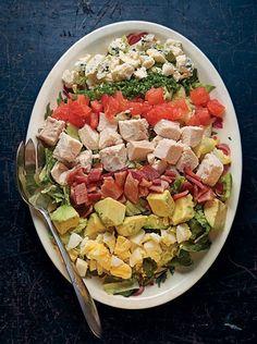 Cobb Salad Recipe Recipe Recipe - Saveur.com food-yes