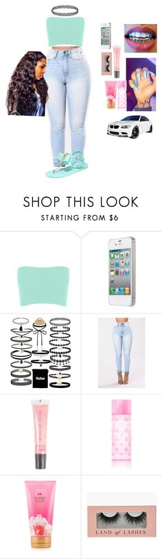 """""""💎🍭💎"""" by laylakristion on Polyvore featuring MAKE UP STORE, Victoria's Secret and BMW"""