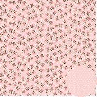 Papel OP - Floral Chique Rosa Mini - Papel Nacional - Oficina do Papel - Produtos por Tema - Flores & Natureza - - Nova Loja do Papel