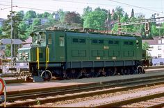 SBB Ae3/6 10659 Electric Locomotive, Steam Locomotive, Train Suisse, Swiss Railways, Electric Train, Oil Rig, Train Car, Railroad Tracks, Switzerland