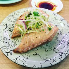 sushi lunch yesterday #food #sushi #yummy #Japan