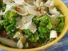 Βινεγκρέτ πορτοκαλιού για πράσινη σαλάτα! Greek Recipes, Wine Recipes, Salad Recipes, Cooking Recipes, Greek Cooking, Cooking Time, Tasty, Yummy Food, Yummy Yummy