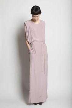 Acne dress...♥ simple but elegant