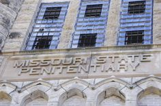 Architecture Photography Prison Jail Picture Missouri State Penitentiary Old Prison Photo by SilverBirdBoutique on Etsy